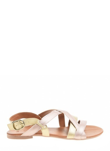 Polaris Spor Sandalet Bronz